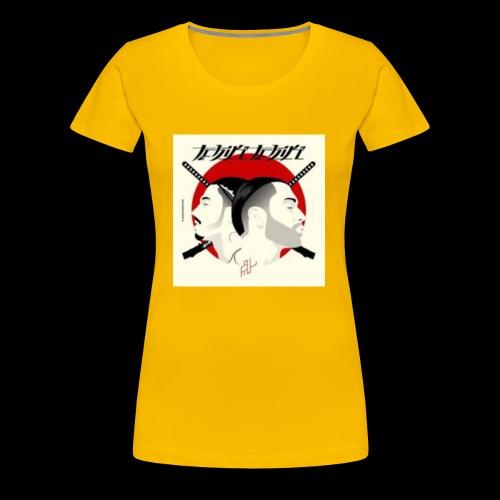 PNL Tchiki Tchiki - T-shirt Premium Femme