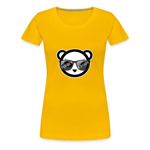 Funky mvlogs - Women's Premium T-Shirt