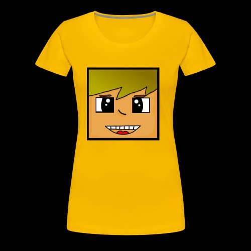 Kopf - Frauen Premium T-Shirt
