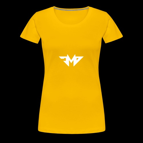 JM DA BEAST - Camiseta premium mujer