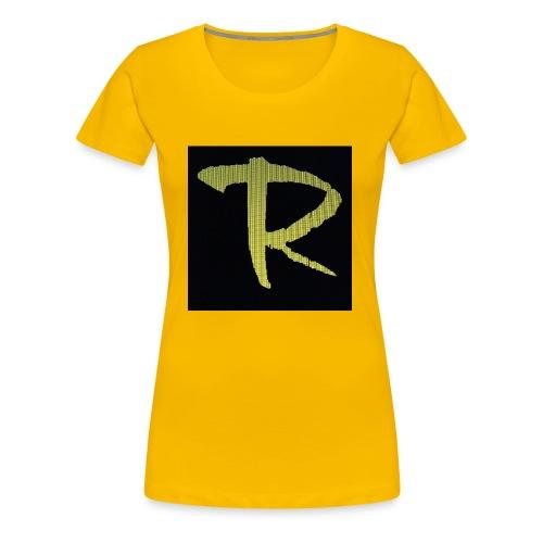 RONGISENE E - Premium T-skjorte for kvinner