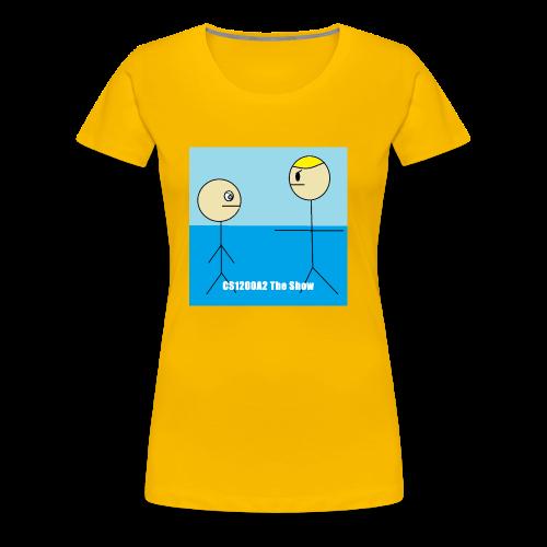 CS1200A2 The Show T Shirt - Camiseta premium mujer