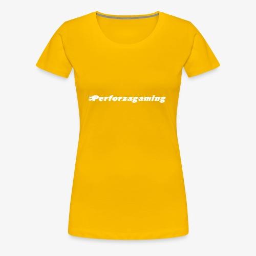 Name - Frauen Premium T-Shirt