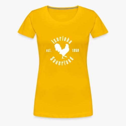 Iserlohn - Eishockey - Frauen Premium T-Shirt