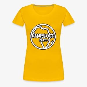 halfbloodAfrica - T-shirt Premium Femme