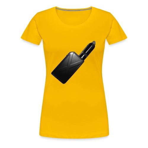 Dampfe - Frauen Premium T-Shirt