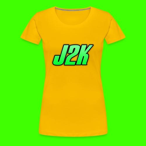 official J2K Day 1 Edition - Women's Premium T-Shirt