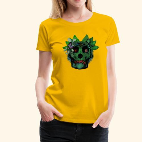 King of the Jungle - Frauen Premium T-Shirt