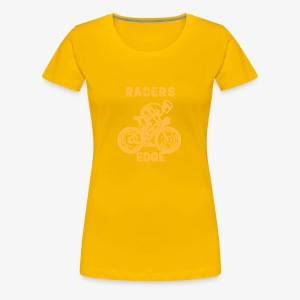 Racers edge - Women's Premium T-Shirt