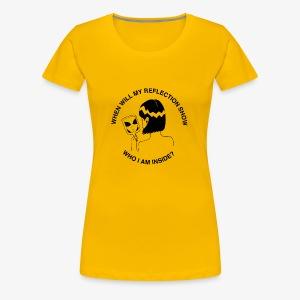 Who am I? - Women's Premium T-Shirt