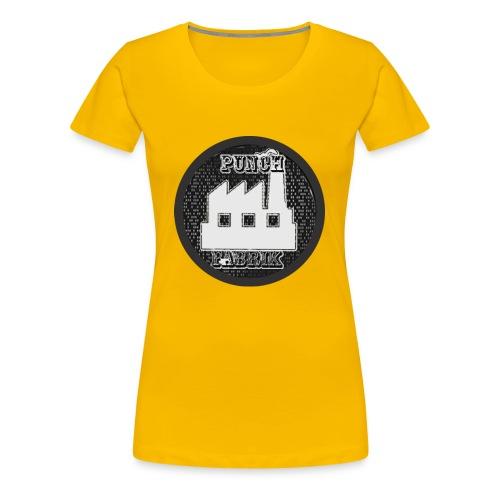 PunchFabrik Logo - Frauen Premium T-Shirt
