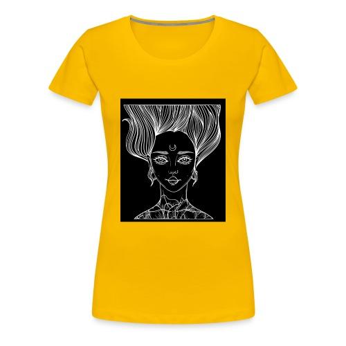 Luna - Maglietta Premium da donna