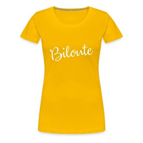 Aubstd Biloute - T-shirt Premium Femme