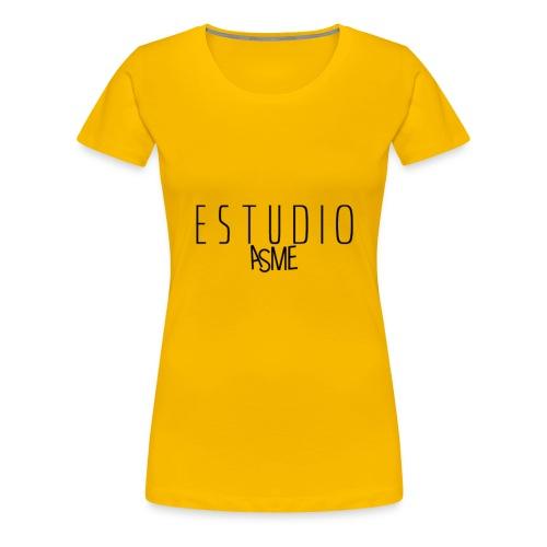 Accesorios de estudio asme - Camiseta premium mujer