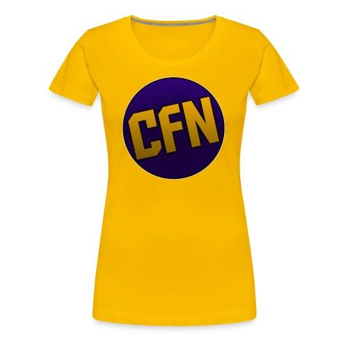 CFN - Vrouwen Premium T-shirt