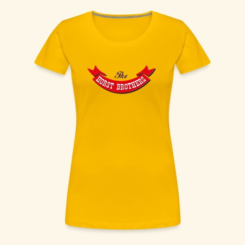 The Horst Brothers FLAG - Frauen Premium T-Shirt
