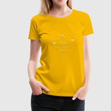 fee fairies fairy vorname name Nelli - Women's Premium T-Shirt