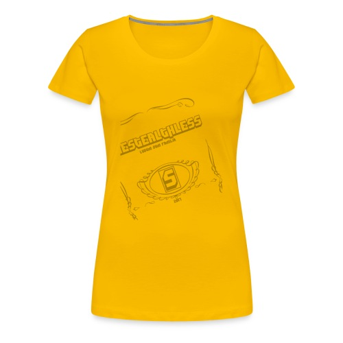 The Stealthless Game with Family Dark - Women's Premium T-Shirt