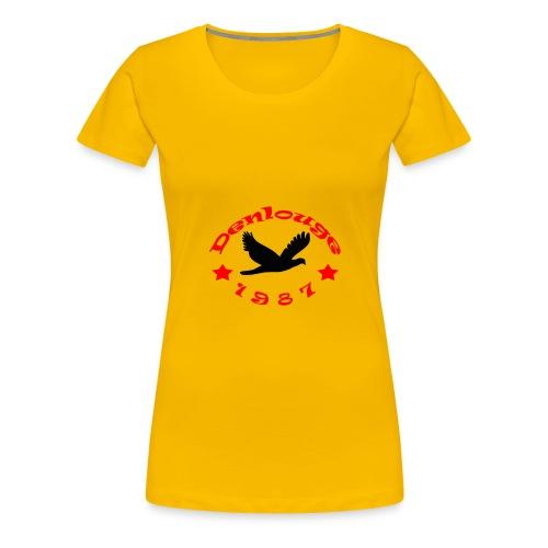 Denlouge 1987 - Frauen Premium T-Shirt