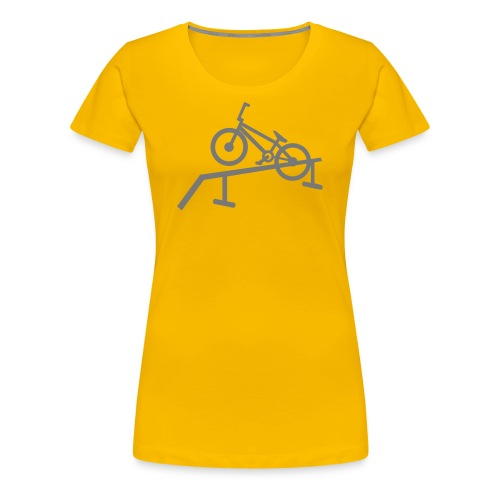 BMX - Frauen Premium T-Shirt