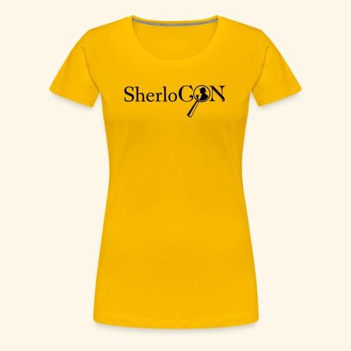 SherloCON 2018 - Frauen Premium T-Shirt