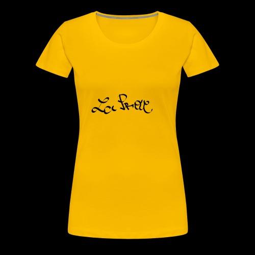 La Proue - T-shirt Premium Femme