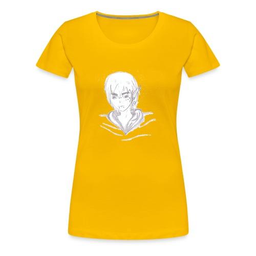 M.B. Design - Manga Junge Chiyo - Frauen Premium T-Shirt