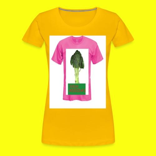 Addids Brocolo - Premium T-skjorte for kvinner