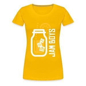 Jam Boy 1 - Women's Premium T-Shirt