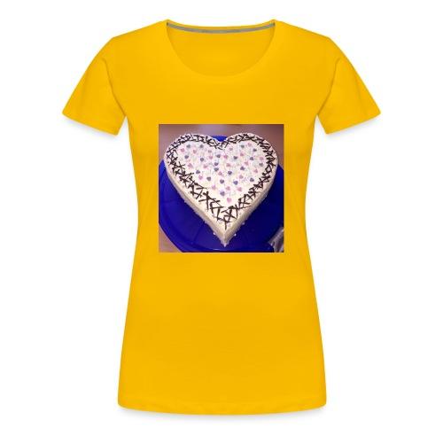 Bilder und Video Galaxy S4 1249 - Frauen Premium T-Shirt