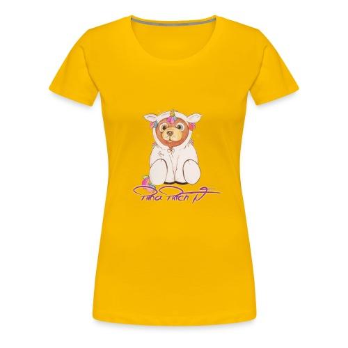 PiinaPiich Unicorn Style - Frauen Premium T-Shirt