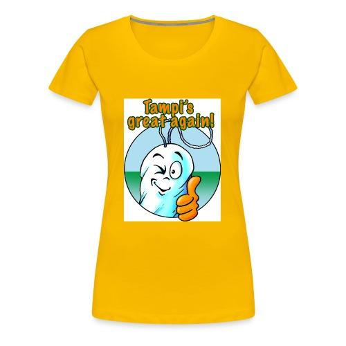 TampiPortrait - Frauen Premium T-Shirt