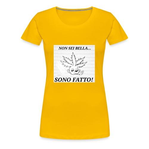 Fatt-One - Maglietta Premium da donna