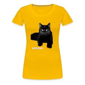 Gourmetkater - Frauen Premium T-Shirt