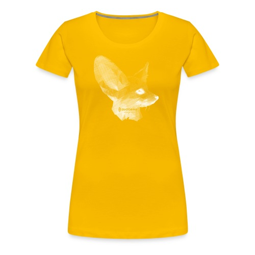 fennec2 - Frauen Premium T-Shirt