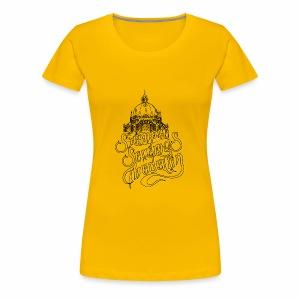 Siempe seremos Medellin - Camiseta premium mujer