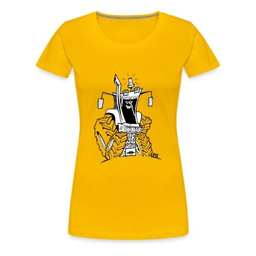 case 856XL - Vrouwen Premium T-shirt
