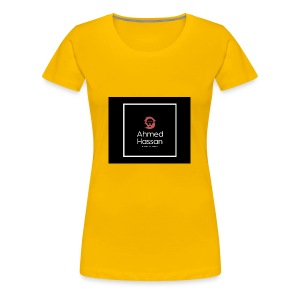 Ahmed Hassan Merch - Women's Premium T-Shirt