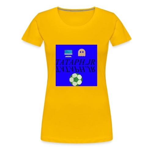Tataph.Jr - Women's Premium T-Shirt