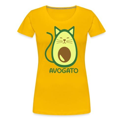 Avogato - Women's Premium T-Shirt