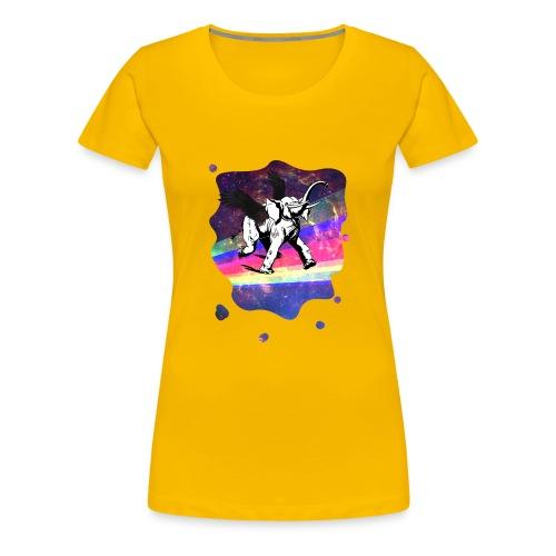 Voir voler un éléphant - T-shirt Premium Femme