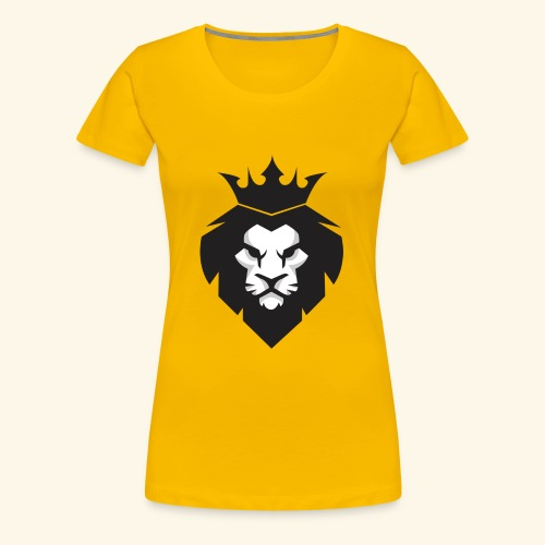 Royal Lion - T-shirt Premium Femme