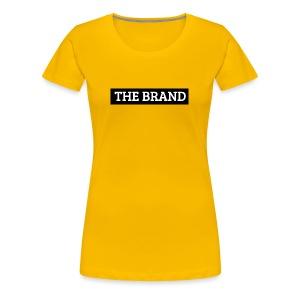 Original The Brand - Women's Premium T-Shirt