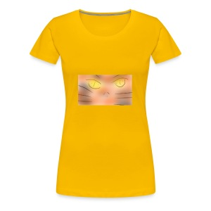 Cat un the un un night gato o animé - Camiseta premium mujer