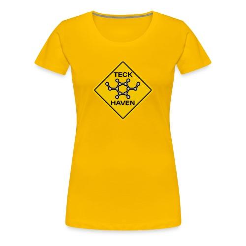 TECK HAVEN - Women's Premium T-Shirt