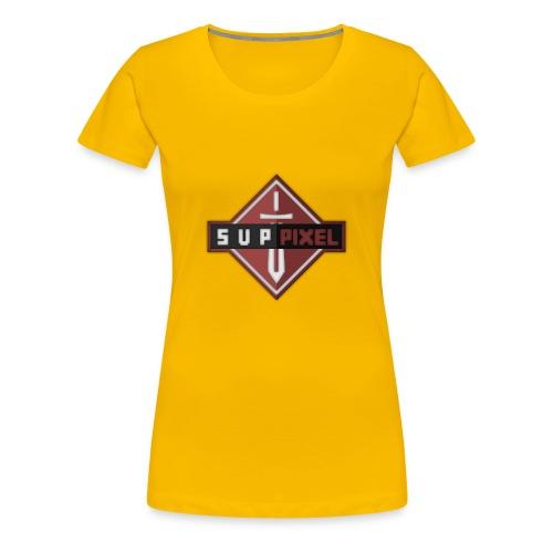 SupPixel Shirt - Women's Premium T-Shirt
