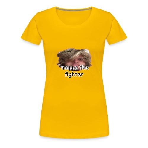 Mappo T-skjorte - Premium T-skjorte for kvinner