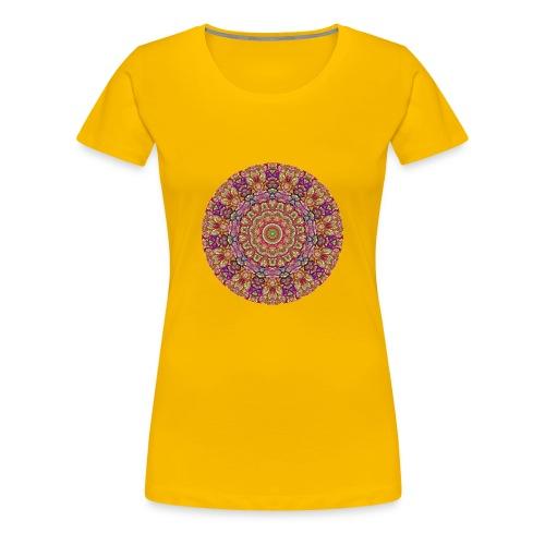 Colección Mandala 2 - Camiseta premium mujer