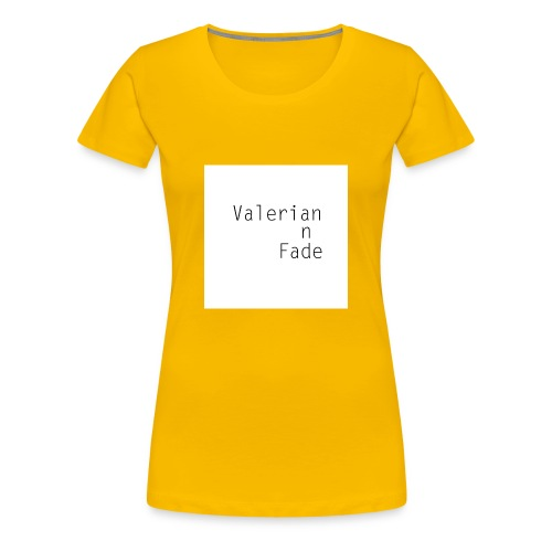 Val & Fade - Frauen Premium T-Shirt