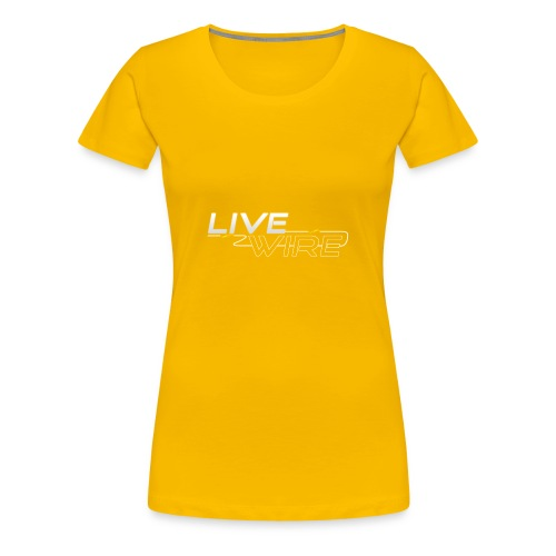 YT_Watermark - Women's Premium T-Shirt